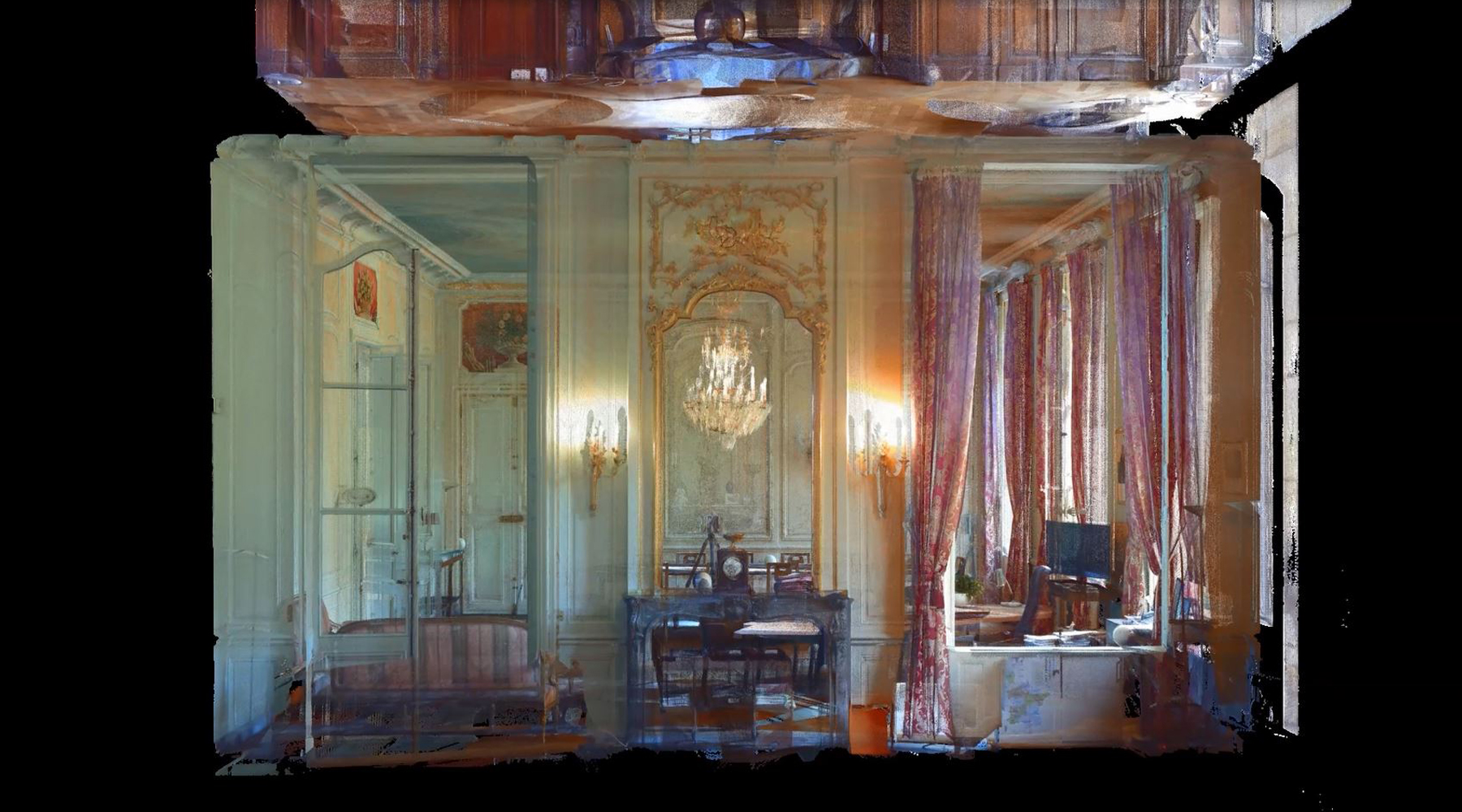 07 Mansion, Paris - Point cloud