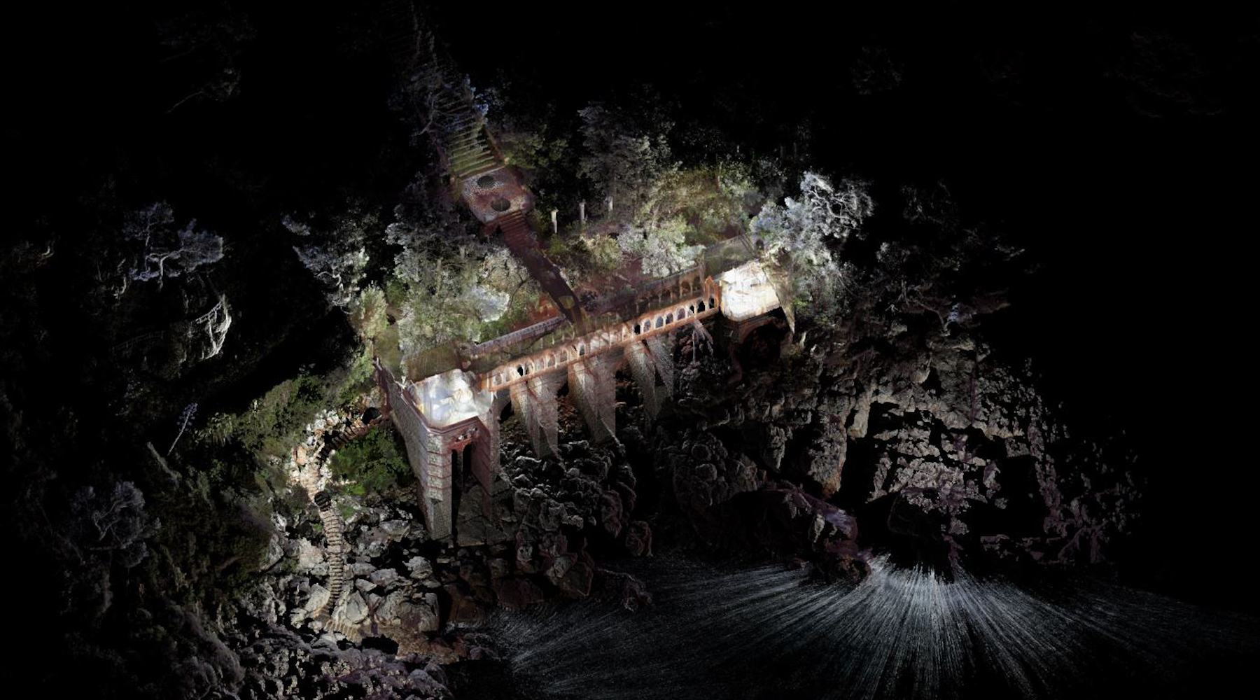 10 Villa Cypris, Roquebrune-Cap-Martin - Point cloud